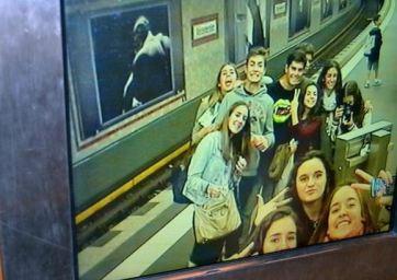 ...u berlinskom metrou, 2013