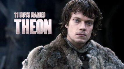 11 boys named Theon