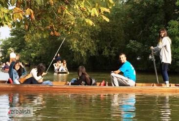 Ucenje engleskog i vannastavne aktivnosti, panting u Oksfordu, Verbalisti