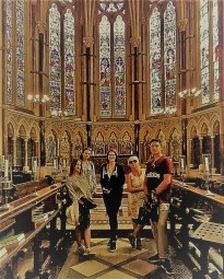 Verbalisti u koledzu Christ Church