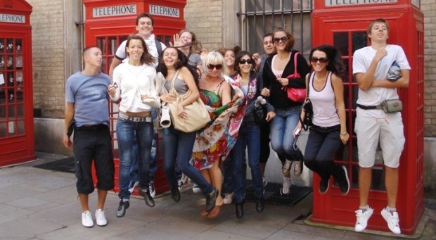 Language travel My London with Verbalists