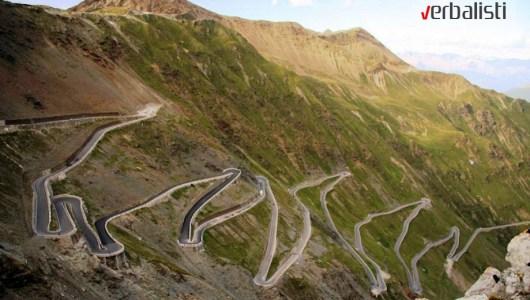 Stelvio Pass, Eastern Alps, Italy