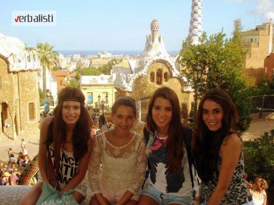 Verbalisti students in Barcelona, photo 8