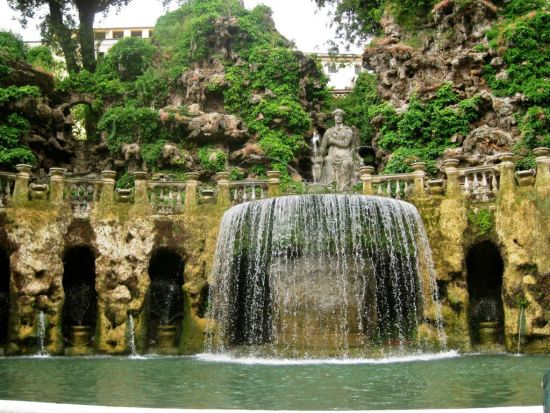 Tivoli Villa d'Este, Italy