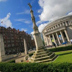 Manchester, 932,000 visitors in 2012