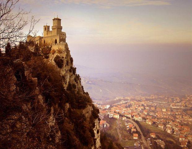 Monte Titano, San Marino