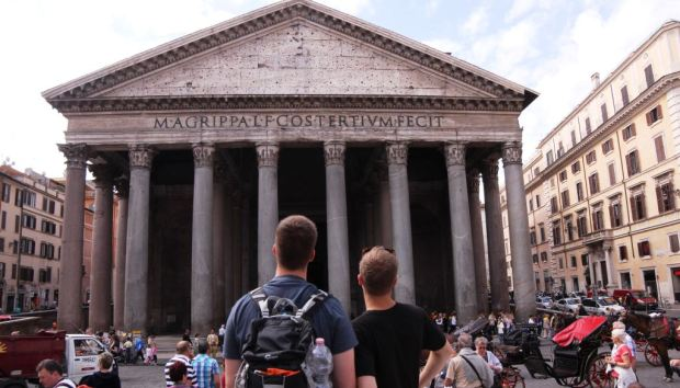 Pantheon in Rome, Verbalisti