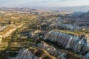 Ancient Region of Anatolia in Cappadocia, Turkey