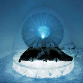 Icehotel in Sweden, 3