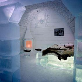 Icehotel in Sweden, 10