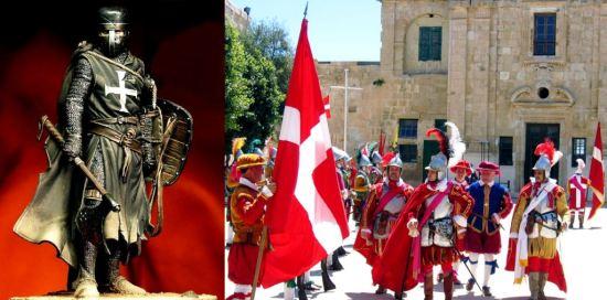 The knights of Malta
