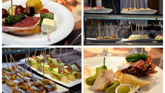 Spanish cooking, food and restaurants in Barcelona