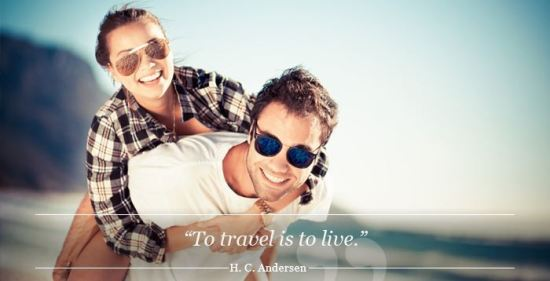 To travel is to live, Verbalisti