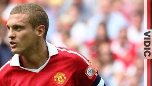 Sports camp Manchester United, interview with Nemanja Vidic