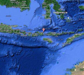 Sangeang Api Sunda islands Indonesia