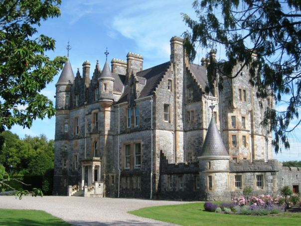 Blarney Castle itself has a long and curious history
