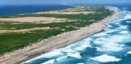 Sable Island from air