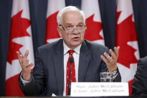 Canada's Immigration Minister John McCallum