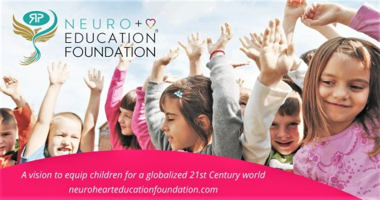 PRODIREKT and Verbalists Education in support of NeuroHeart Education Foundation