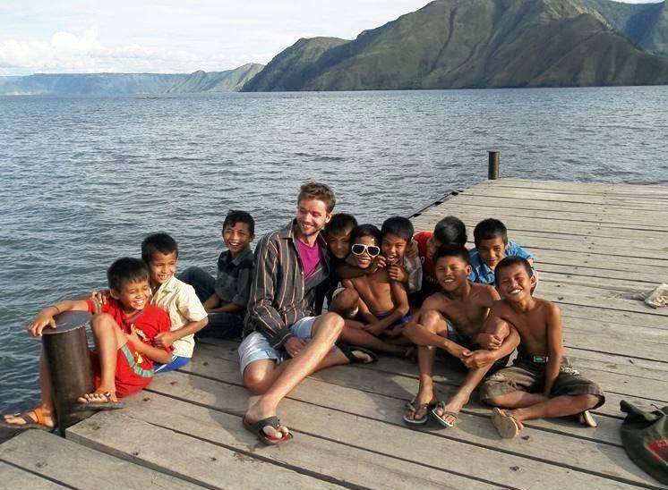 Verbalist Vladimir Cirjakovic in Indonesia