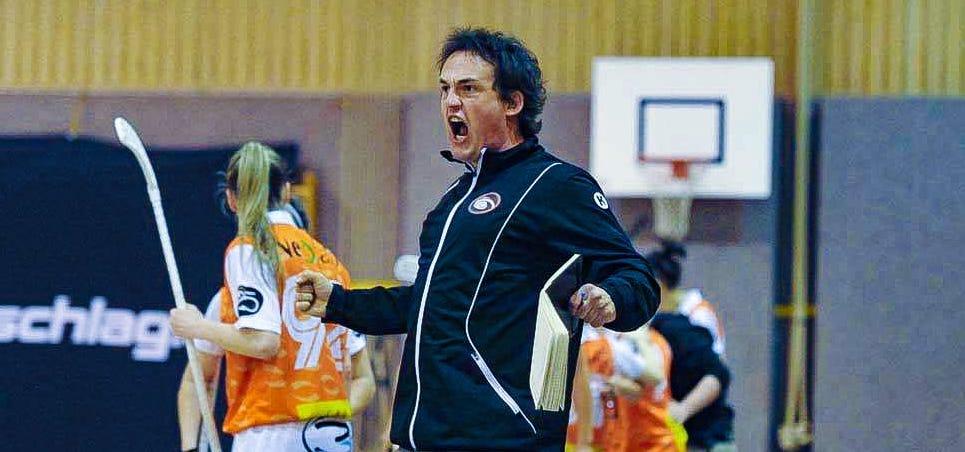 LNB: Michel Betrisey è il nuovo allenatore del VUH