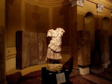 Busto di Nerone I sec d.c Museo Archeologico di Bologna