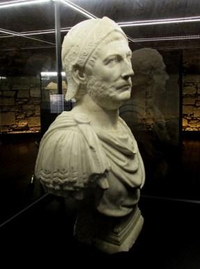 Il Busto detto di Annibale da Capua - Galleria del Quirinale, Roma