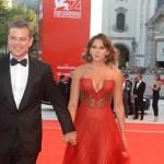 Matt Damon Biennale Venice Film Festival 74