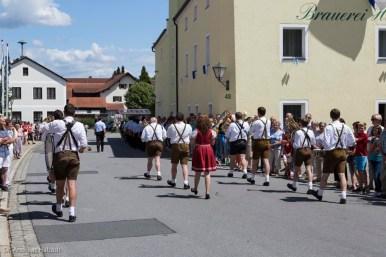 Habash Andreas 150 FFW Chammünster Festzug 070