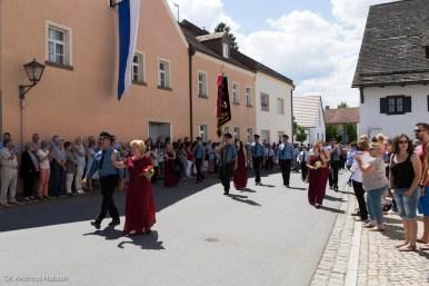 Habash Andreas 150 FFW Chammünster Festzug 089
