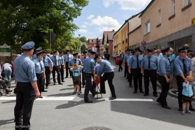 Habash Andreas 150 FFW Chammünster Festzug 240