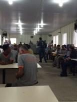 Dias 06 a 10 abril15, Cafés da manhã e almoços em Macaé, MRV (18)