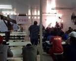 Dias 06 a 10 abril15, Cafés da manhã e almoços em Macaé, MRV (26)