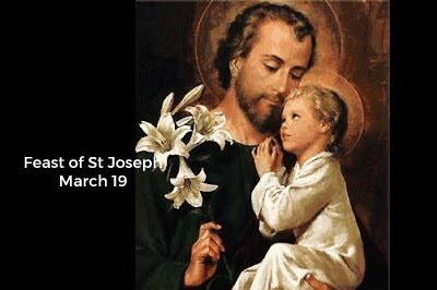 Readings (Feast of St Joseph)