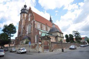 Qué ver en Cracovia - Basílica del Corpus Cristi