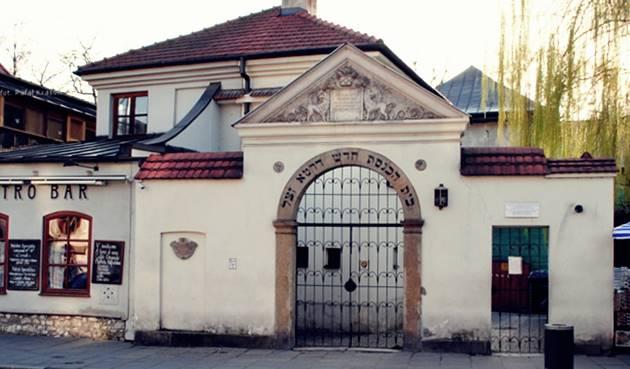 Sinagoga Remuh - Qué ver Cracovia