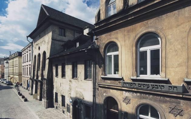 Sinagoga Wysoka - Qué ver Cracovia