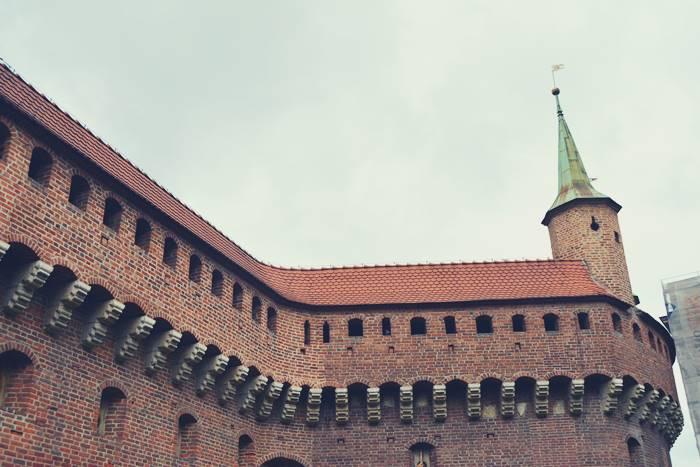 Qué ver en Cracovia - Barbacana