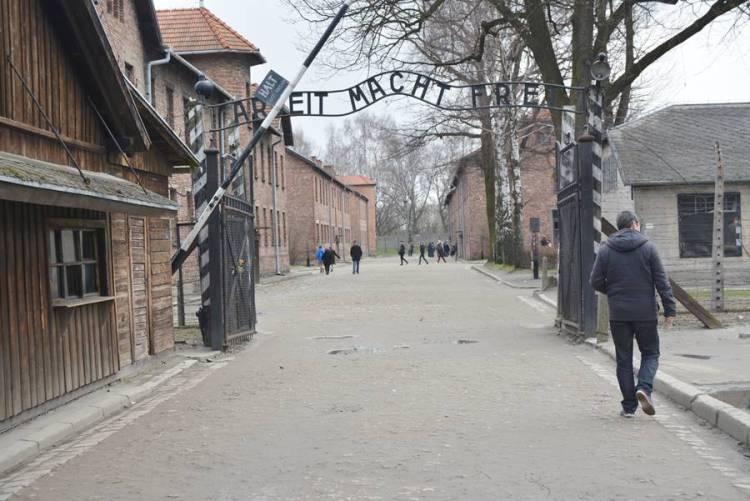 Visitar Auschwitz y las minas de sal