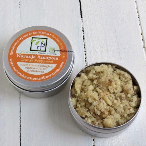 Exfoliante Naranja Amapola 250g