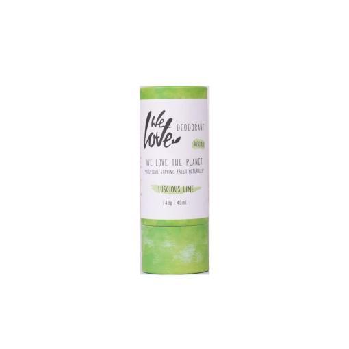 Desodorantes stick Luscious Lime Vegana
