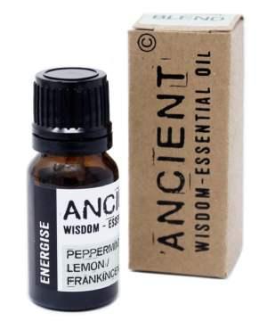 Mezcla Aceites Esenciales 10ml - Caja - Energizante