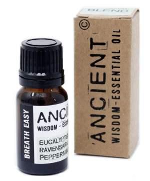 Mezcla Aceites Esenciales 10ml - Caja - Respirar