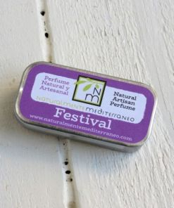Perfume Sólido Festival