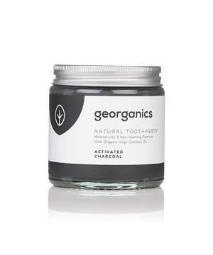 Dentífrico Natural con Aceite de Coco - Carbón Activado Tamaño: 120ml