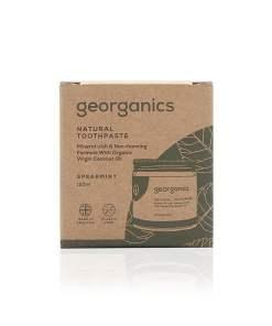 Dentífrico Natural con Aceite de Coco - Hierbabuena Tamaño: 120ml