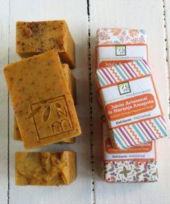 Jabón de Naranja Amapola