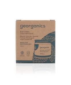 Dentífrico Natural con Aceite de Coco - Menta Tamaño: 120ml