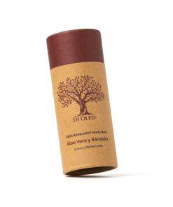 Desodorante Natural con Sándalo