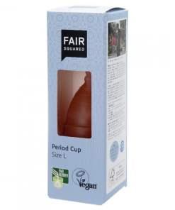 FAIR SQUARED Period Cup Size L